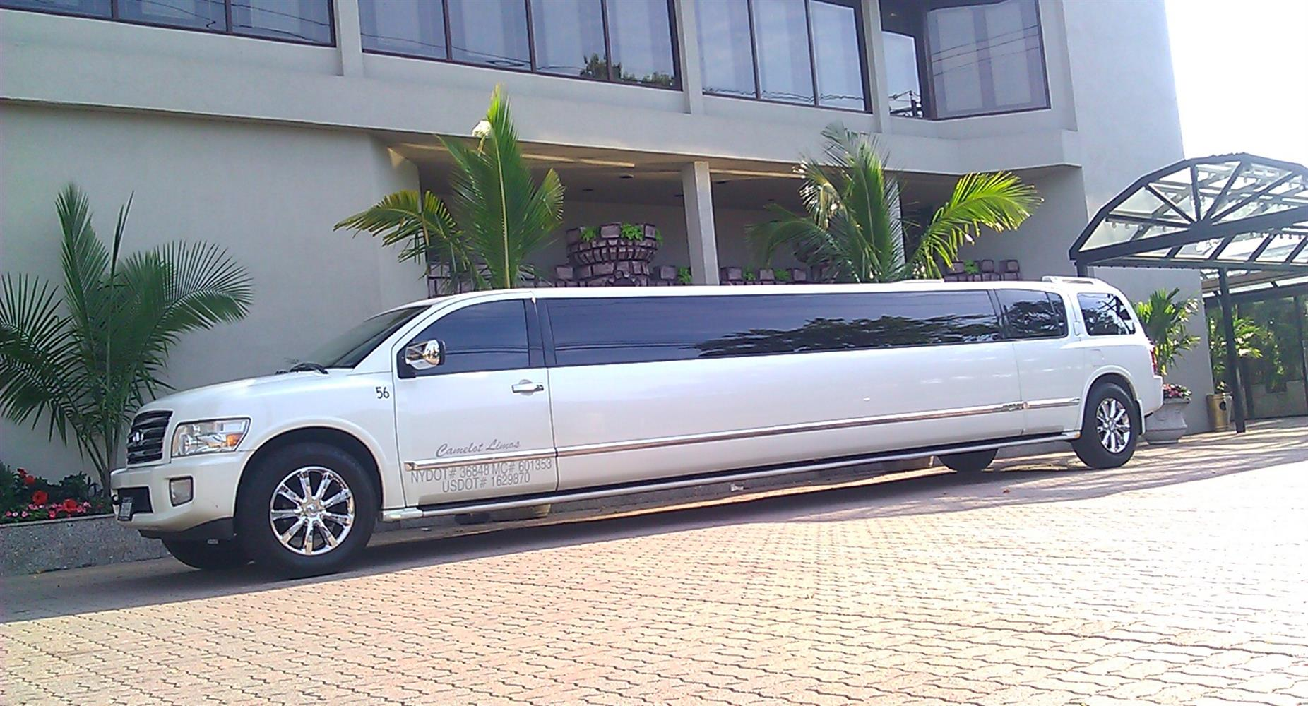Camelot Specialty Limos Long Island Luxury Weddings